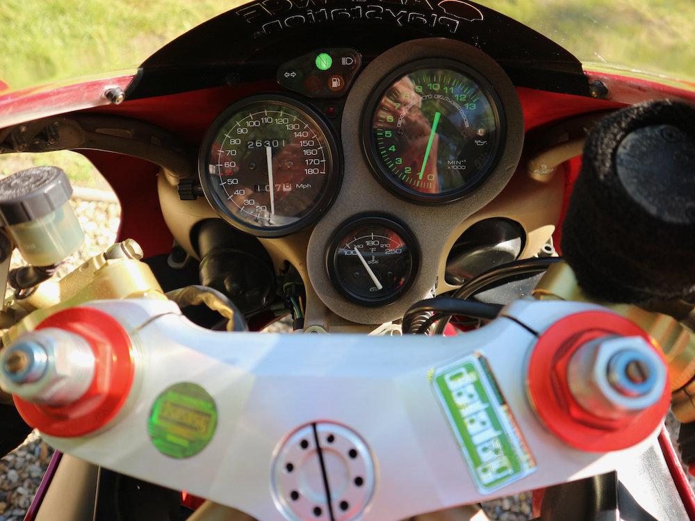 Ducati 996 Biposto 1999 For Sale (picture 5 of 6)