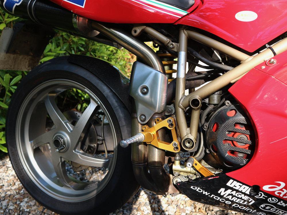 Ducati 996 Biposto 1999 For Sale (picture 6 of 6)