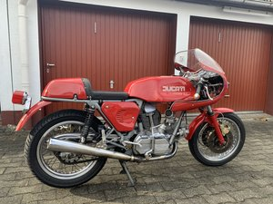 1981 Reliable Ducati 900 SS