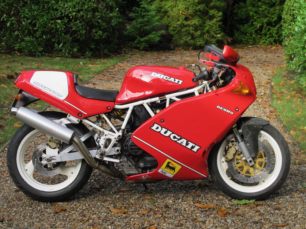 Ducati 900SS Superlight 1993 For Sale (picture 1 of 6)