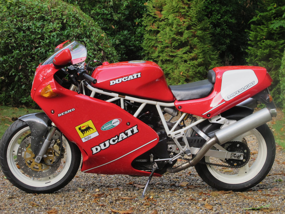 Ducati 900SS Superlight 1993 For Sale (picture 2 of 6)