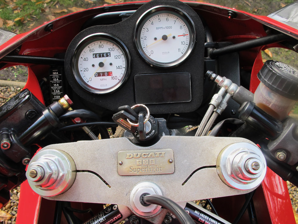 Ducati 900SS Superlight 1993 For Sale (picture 3 of 6)