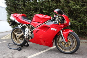 1999 DUCATI 996 A BARGAIN PRICE !! For Sale
