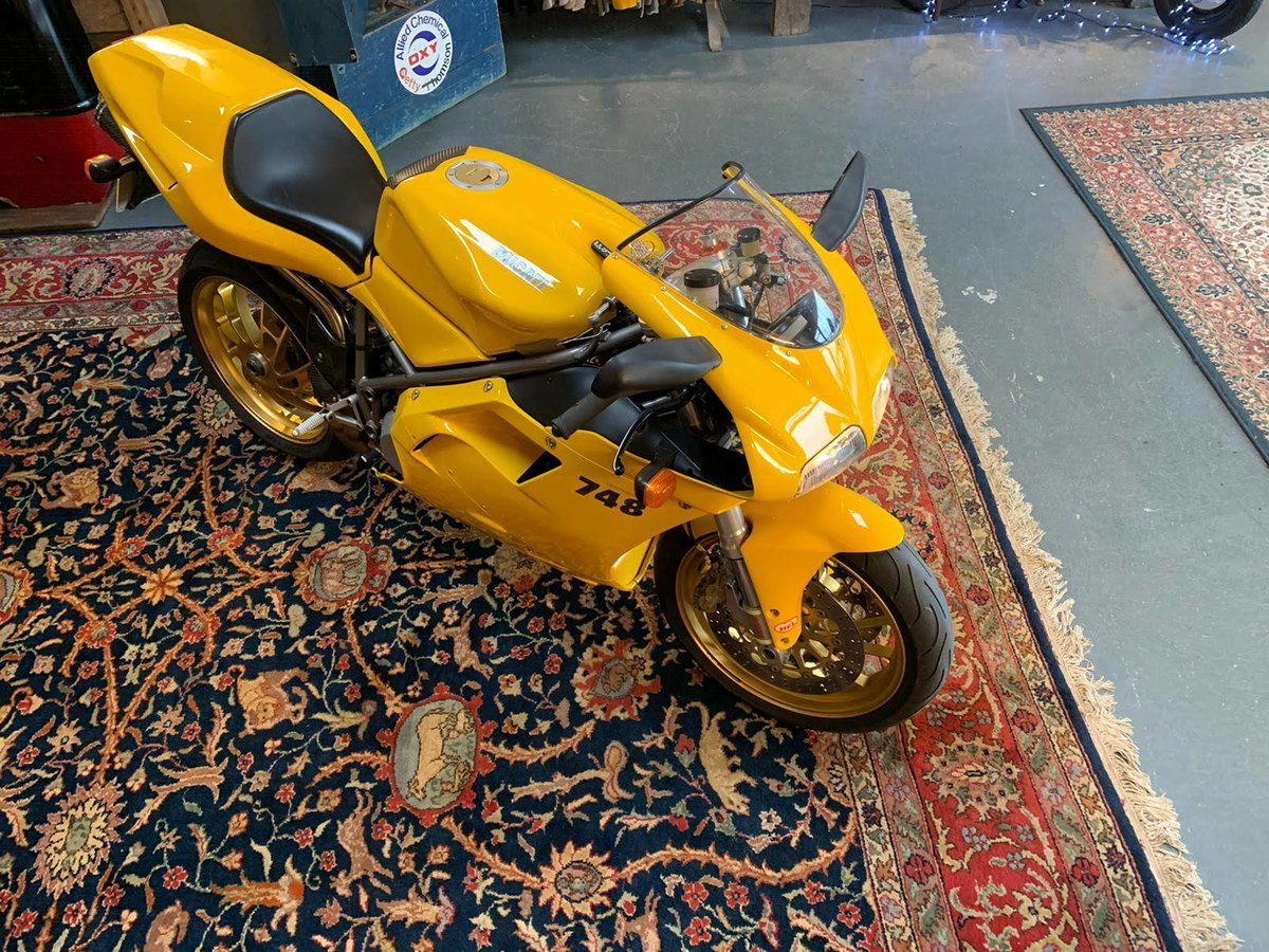 2001 Ducati 748  For Sale (picture 2 of 6)