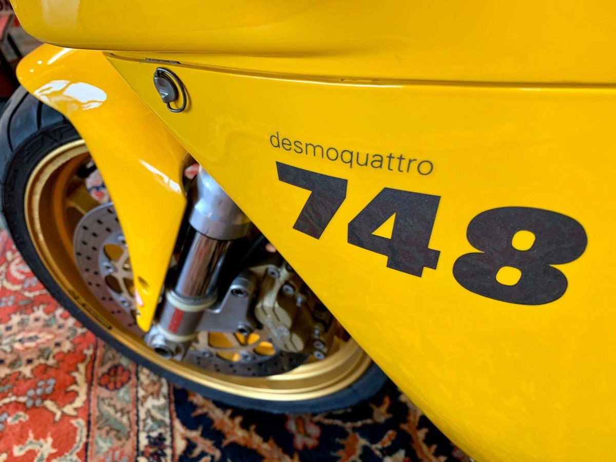2001 Ducati 748  For Sale (picture 6 of 6)