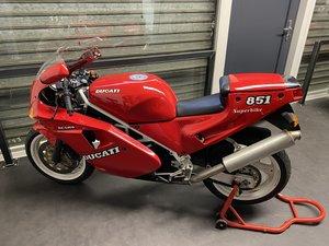 1990 Ducati 851 SOLD