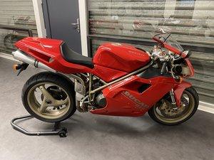 1994 Ducati 916 S1 Monoposto SOLD