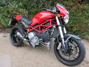 2008 Ducati Monster S4R 07 Testastretta