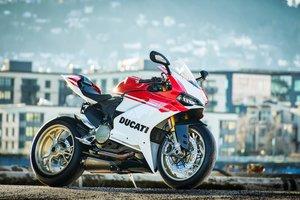 2017 Ducati 1299 Panigale S Anniversario Rare 73 of 500 $24.