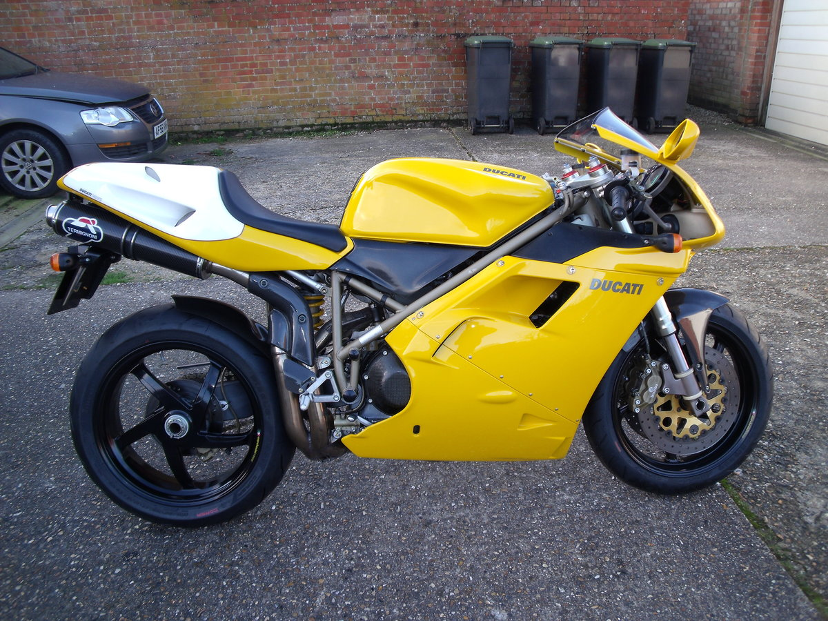1998 DUCATI 748 SPS For Sale (picture 1 of 6)