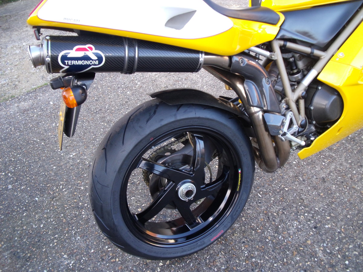 1998 DUCATI 748 SPS For Sale (picture 3 of 6)