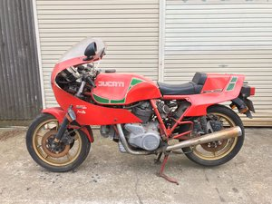 1984 Ducati MHR 1000 Mille Price Drop