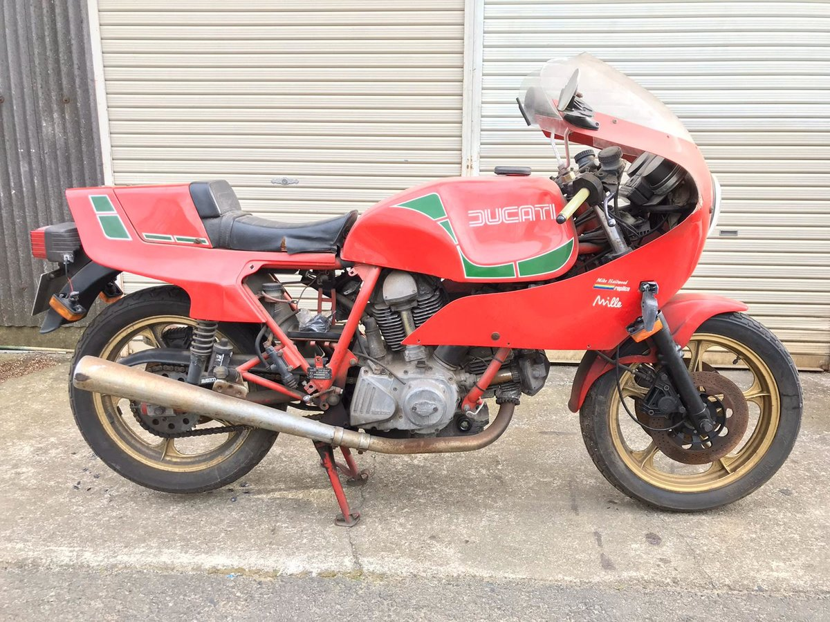 1984 Ducati MHR 1000 Mille Price Drop For Sale (picture 4 of 6)