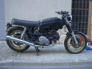 """1984 Ducati Pantah 350 """"Scrambler"""""""