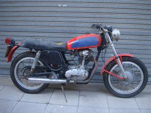 1974 Ducati 350 restoration project