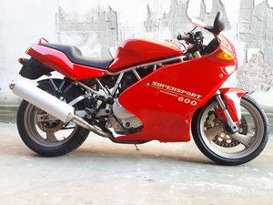 1996 Ducati 600 SS Supersport