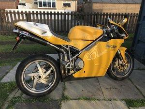 2002 Ducati 998s monoposto