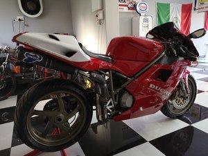 1998 Immaculate Ducati 916 SPS