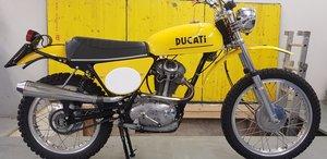 1975 Ducati 450 RT desmo