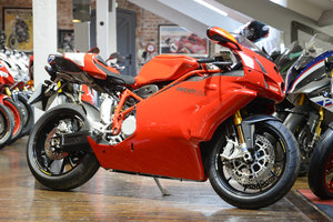 2005 Ducati 999R Low mileage stunning example
