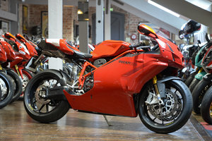 2004 Ducati 999R Complete with Termi system only 4,631 miles