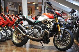 2018 Ducati Monster 1200 Anniversario with Termignoni system For Sale