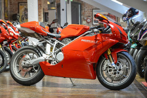 2003 Ducati 999S Superb Ultra Low Mileage Example