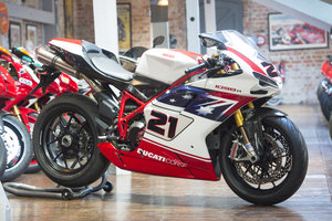 2009 DUCATI 1098R TROY BAYLISS NO 344 of 500