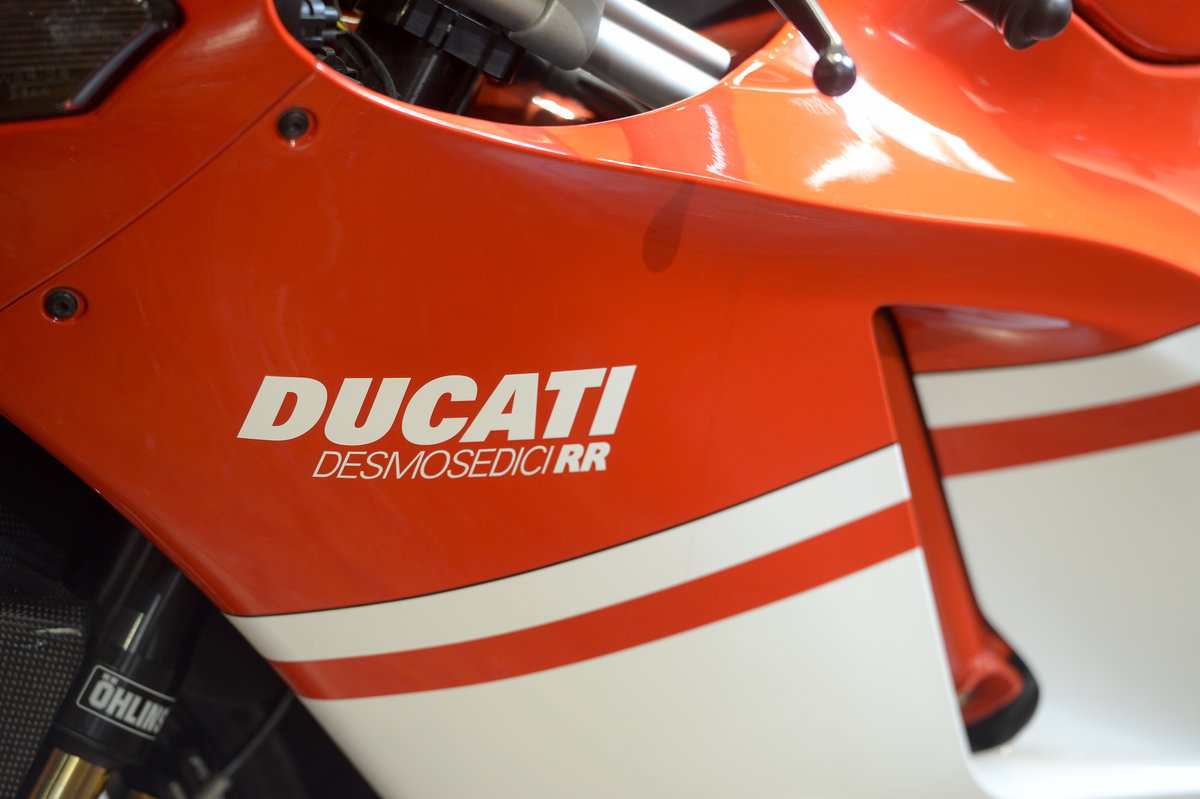 2008 DUCATI DESMOSEDICI TEAM VERSION Brand New Old Stock For Sale (picture 3 of 6)