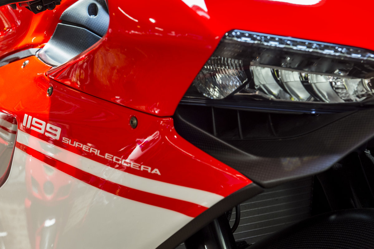 2014 Ducati 1199SL No 488 of just 500 For Sale (picture 3 of 6)