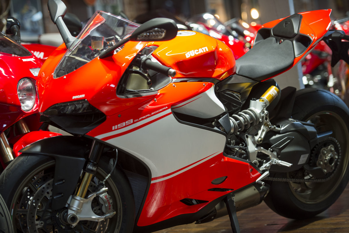 2014 Ducati 1199SL No 488 of just 500 For Sale (picture 6 of 6)