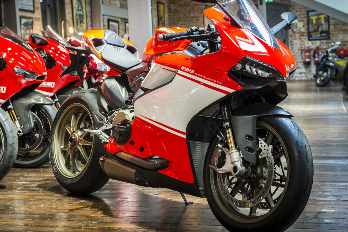 2014 Ducati 1199SL No 488 of just 500 For Sale (picture 1 of 6)