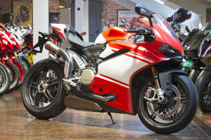 2017 Ducati 1299 Superleggera Ultra Low Mileage Example