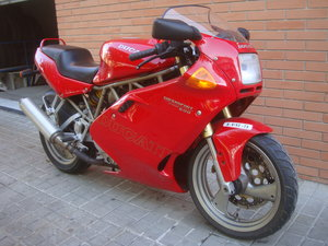 1997 Ducati 600 SS like new