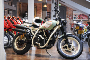 Picture of 1987 Ducati Redonda Motors 650 Indiana Urban Street Tracker For Sale