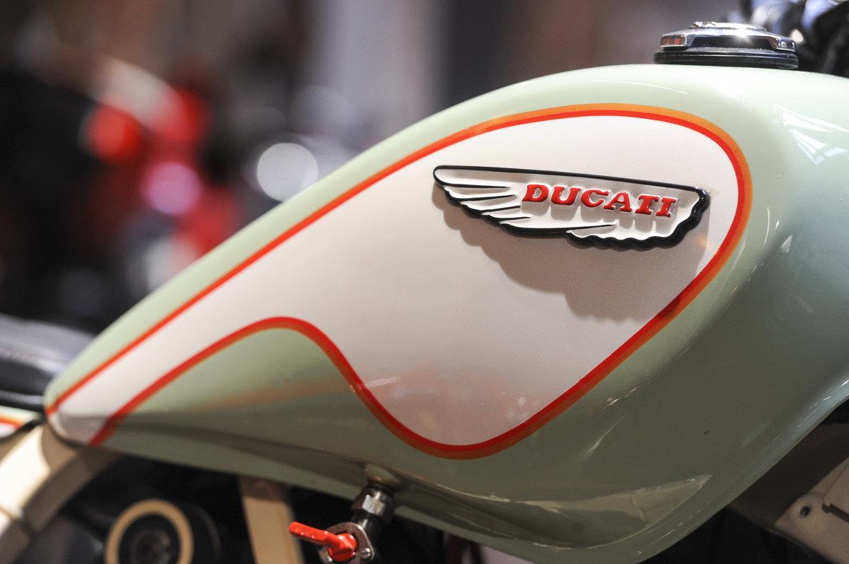 1987 Ducati Redonda Motors 650 Indiana Urban Street Tracker For Sale (picture 3 of 6)