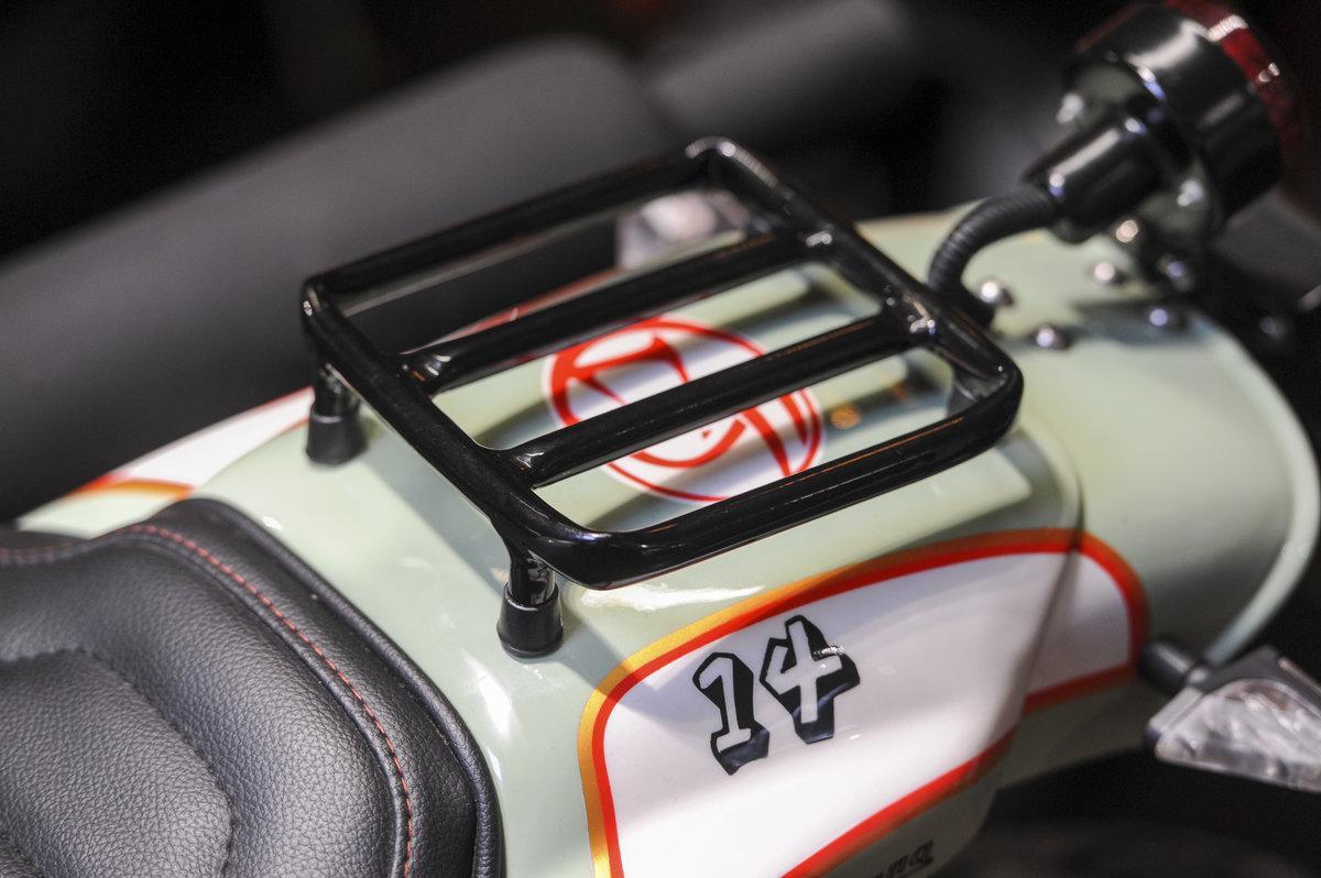 1987 Ducati Redonda Motors 650 Indiana Urban Street Tracker For Sale (picture 4 of 6)