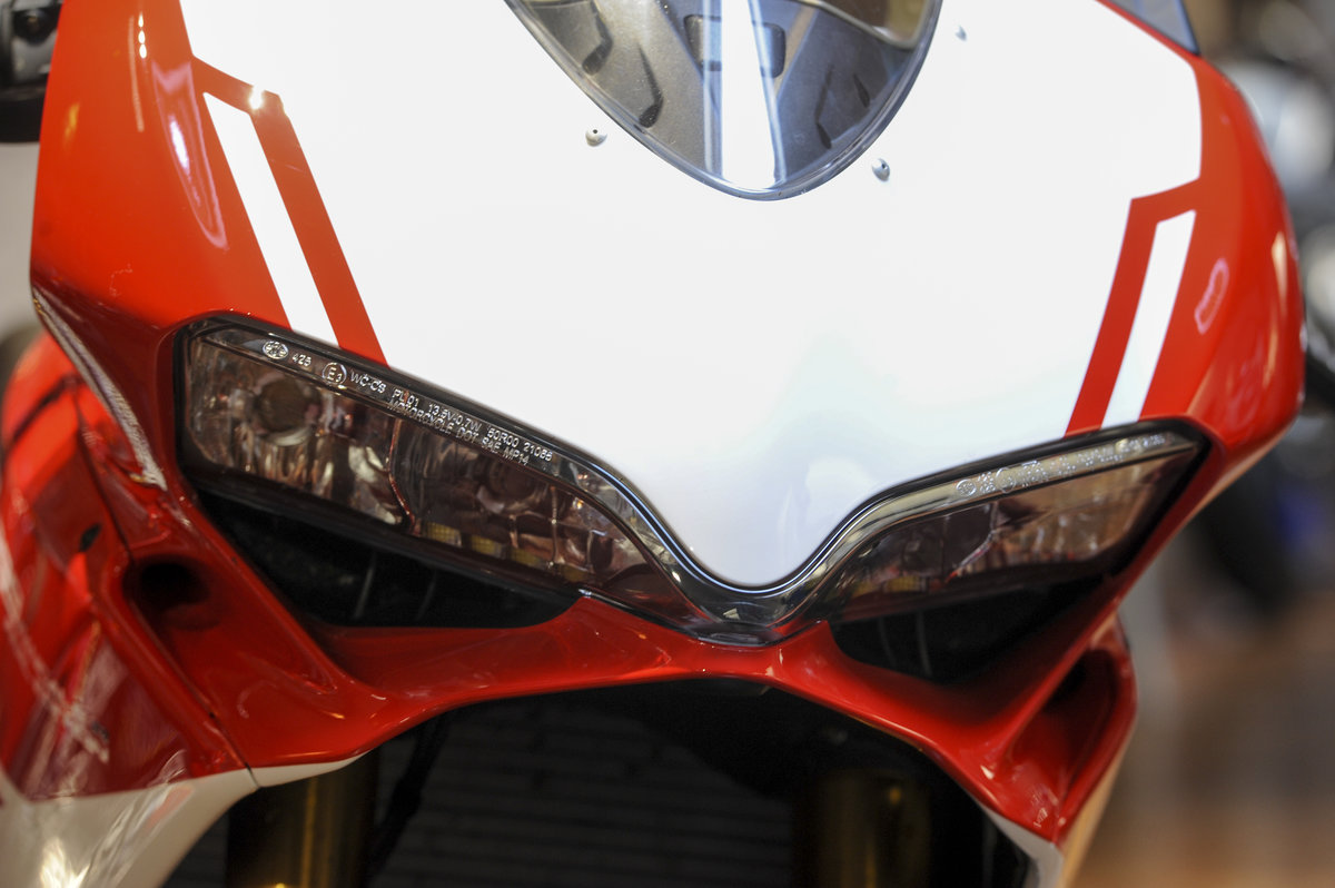 2018 Ducati 1299 PanigalFinal Edition No: #868 only 1,114 miles   For Sale (picture 5 of 6)