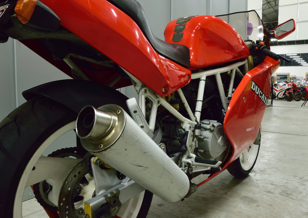 1994 Ducati 350 For Sale (picture 6 of 6)