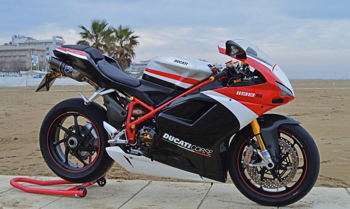 2010 Ducati 1198S Corse For Sale (picture 1 of 6)