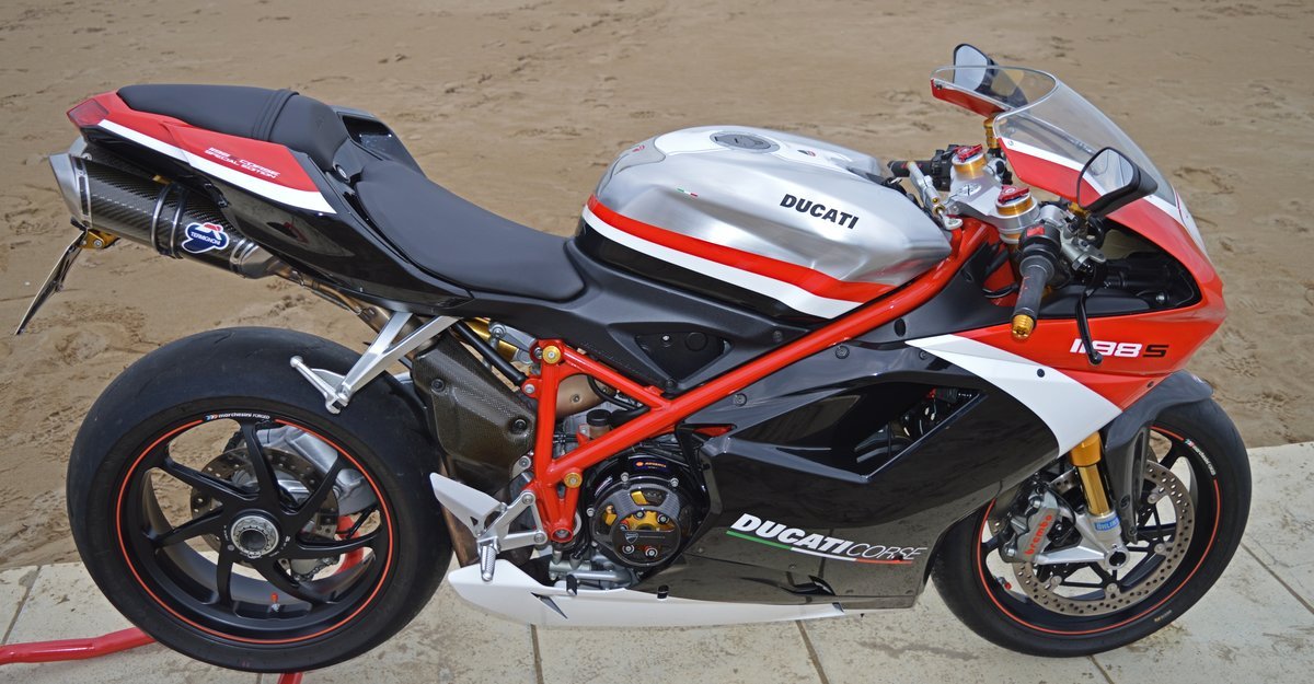 2010 Ducati 1198S Corse For Sale (picture 2 of 6)