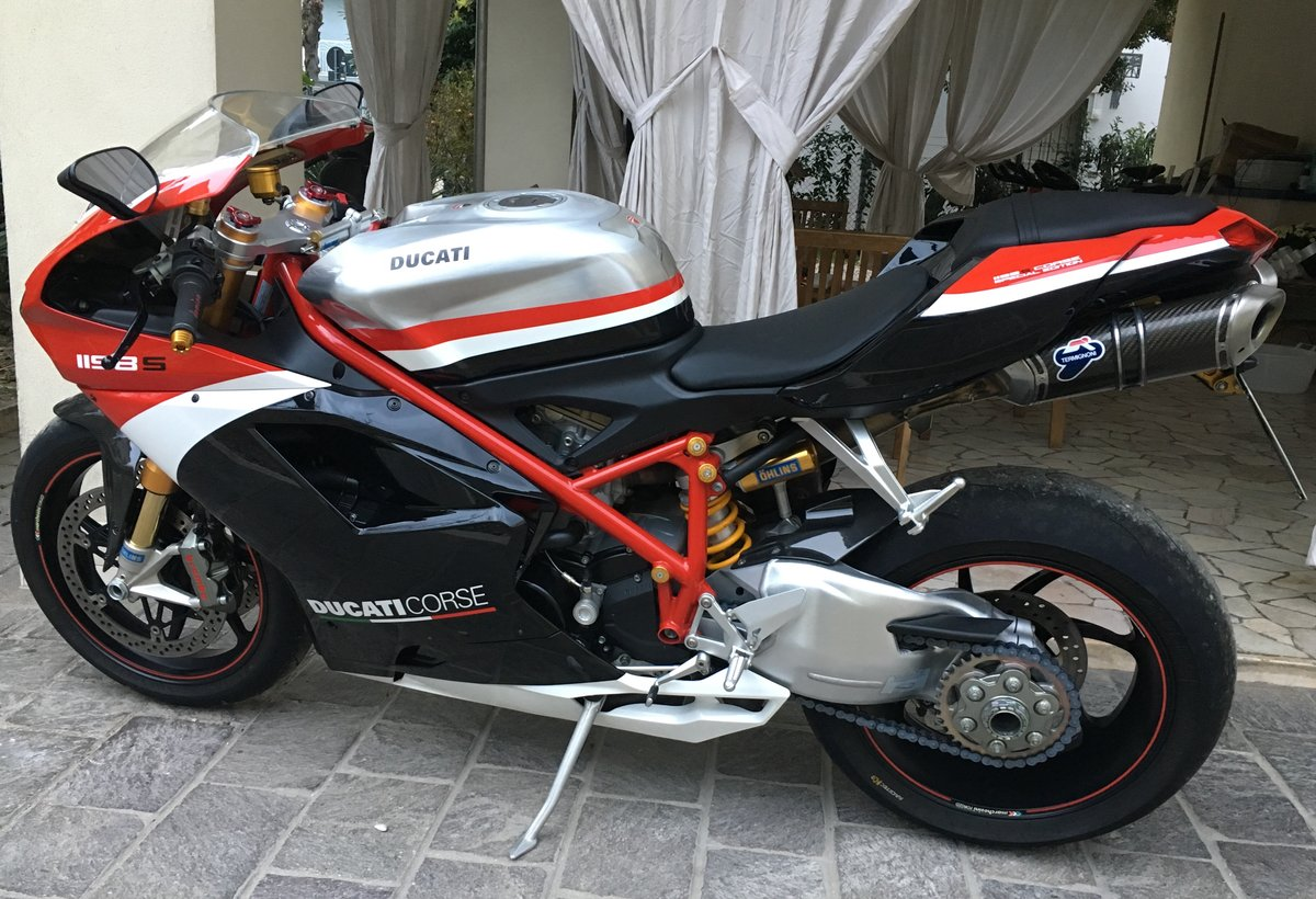 2010 Ducati 1198S Corse For Sale (picture 5 of 6)