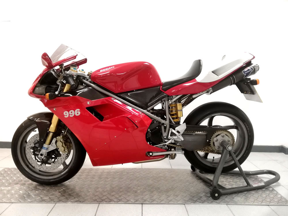 2001 2000 Ducati 996 SPS SOLD (picture 6 of 6)