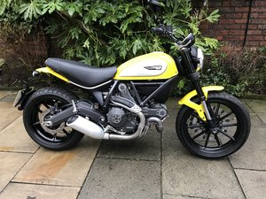 Picture of 2015 Ducati Scrambler, Very Low Miles Just 225, 1 Owner SOLD