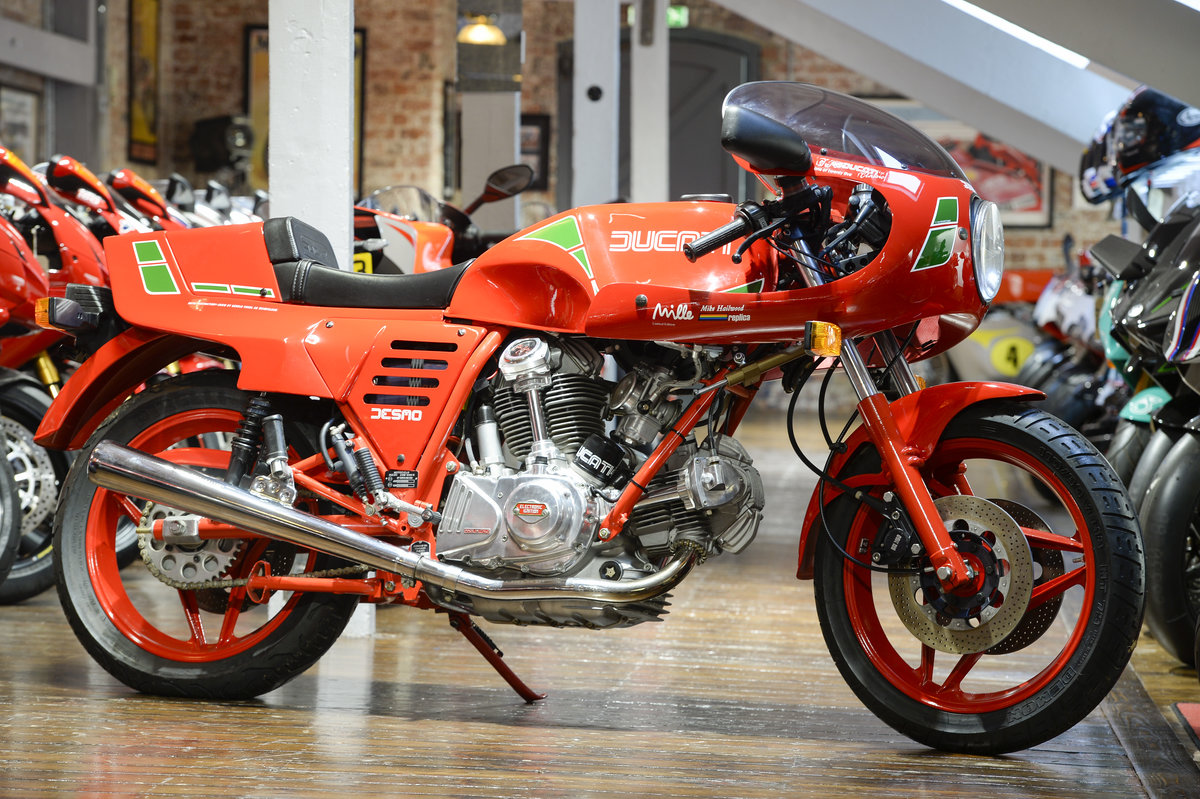 1986 Ducati Mike Hailwood Mille Rep Series 3 Brand New/Old stock For Sale (picture 1 of 6)
