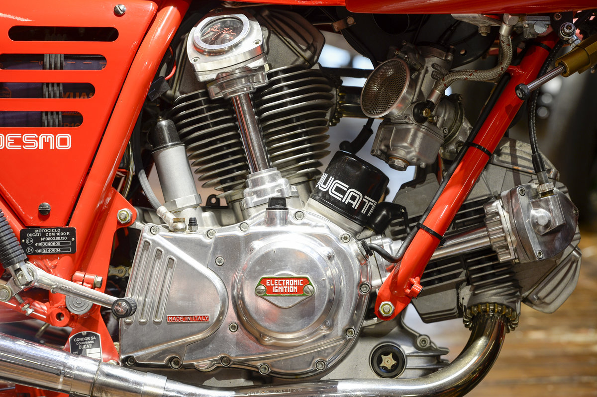 1986 Ducati Mike Hailwood Mille Rep Series 3 Brand New/Old stock For Sale (picture 2 of 6)