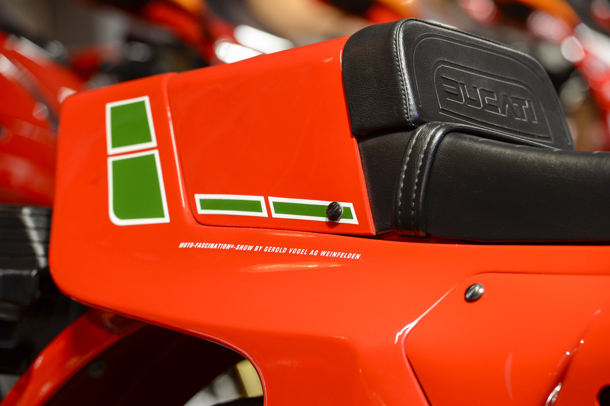 1986 Ducati Mike Hailwood Mille Rep Series 3 Brand New/Old stock For Sale (picture 3 of 6)