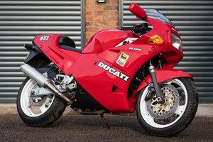 1990 Ducati 851 UK Bike