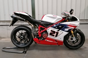 2009 Ducati 1098R Troy Bayliss Limited Edition For Sale