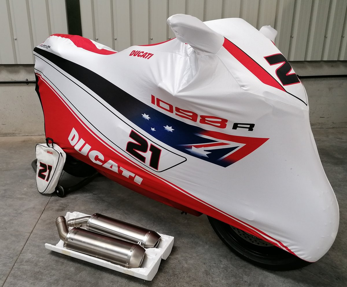 2009 Ducati 1098R Troy Bayliss Limited Edition For Sale (picture 6 of 6)